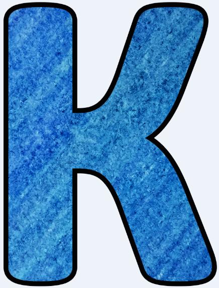 bukva K